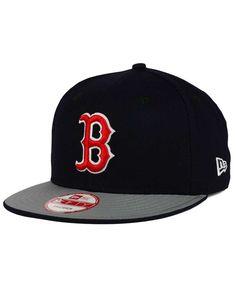 495b14fcaa3 New Era Boston Red Sox Team Reflect 9FIFTY Snapback Cap Ball Caps