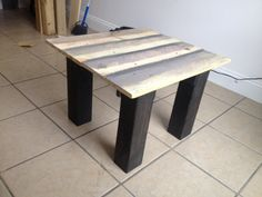 Coffee Table by DBWoodWorx on Etsy