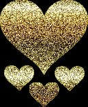 Animated small heart gifs - collection of tuny heart images and patterns.