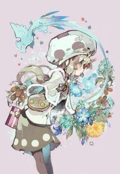 「ラベンダー色の日」/「今野隼史◎単行本2/10発売」のイラスト [pixiv] Character Concept, Character Art, Concept Art, Loli Kawaii, Kawaii Anime, Cute Characters, Anime Characters, Image Manga, Fanart