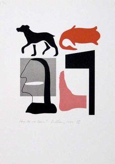 Richard Killeen prints 1992