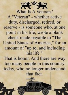 Thank you, my husband, for serving as an Airborne Ranger, and Green Beret.