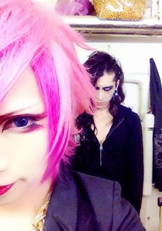 Yuuki and Hiro. Lycaon and Nocturnal Bloodlust