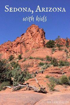 Guide to Sedona Arizona With Kids