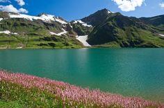 Dudipatsar Lake, Lulusar-Dudipatsar National Park, Pakistan