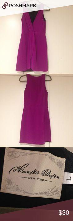 Hunter Dixon Magenta dress Hunter Dixon magenta dress - size L Hunter Dixon Dresses Mini
