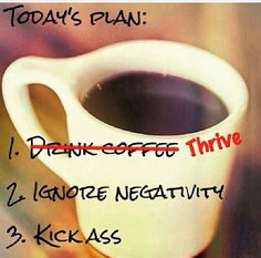 That is all...    Do you want 24hour natural energy without the crash or jitters from #coffee or #energydrinks??? Visit the link in my bio & #Experiencethethrivelife