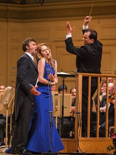 Andris Nelsons Inaugural Concert of the BostonSymphony with Jonas Kaufmann & Kristin Opolais, his soprano wife.