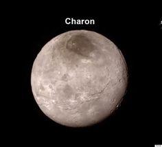 Charon - NASA New Horizons / 07.2015