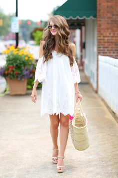 Little White Dress   Major July 4th SALES!
