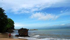 Pantai Santolo - Santolo Beach