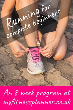 How to start running workout planner printable | 8 week running program for beginners. An interval program which combines walking and running, with the running intervals increasing over the 8 weeks |workout schedule from My Fitness Planner Running Intervals, Running Schedule, Workout Schedule, Workout Guide, Workout Planner, Workout Calendar, Fitness Planner, Beach Body Workout Plan, How To Improve Running
