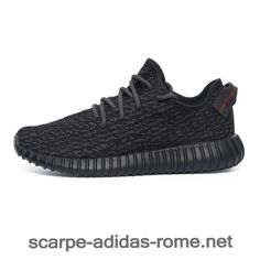 pretty nice 4d148 01008 Adidas Uomo Donna Yeezy Boost 350 Pirate Nere Scarpe AQ2659 (Adidas Nuove)