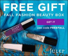 $60 Limited Edition Fall Neutrals Beauty Box from Julep Maven for $2.99 PrettyThrifty.com