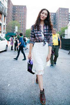 Hey Liu girl, why do you always look so adorable?