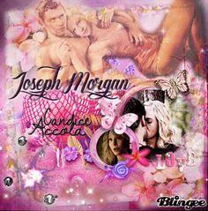 Candice Accola and Joseph Morgan Vampire Diaries (For my friend Nermai) Klaus And Caroline, Candice Accola, Joseph Morgan, Vampire Diaries, Friends, Amigos, The Vampire Diaries, Boyfriends