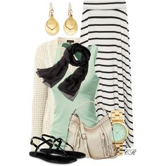 Always on Time, created by colierollers on Polyvore
