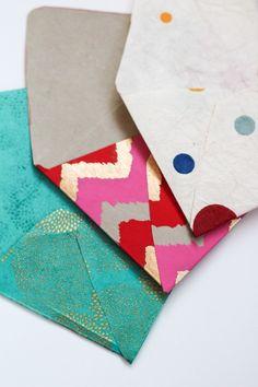 52 Weeks Project -Envelopes