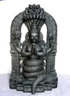 Mogul Interior Designs: Yoga Guru Patanjali Statue from India