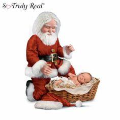 59 Inspiring Santa Kneeling Before Jesus Images Papa