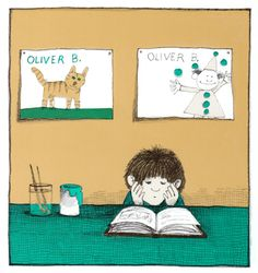 Oliver Button is a Sissy by Tomie de Paola