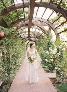 Embellished dress & roses. Full Bloom classic wedding: Romantic, Traditional, Natural.