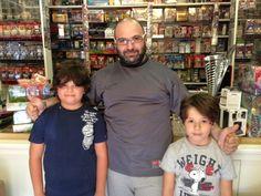 11 Luglio 2015: Sca con Adriel & Ruben