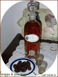 grappa al pino mugo Healthy Drinks, Coffee Maker, Beverages, Perfume Bottles, Cocktails, Homemade, Pasta, Favorite Recipes, Food