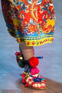 Dolce & Gabbana Spring 16