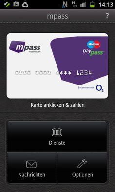 O2 mpass wallet, Germany
