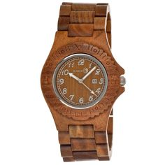 Earth Watches - Unisex Phloem Watch In Mori Moss