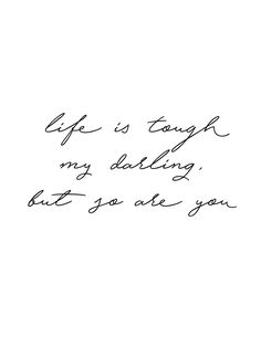 Zarte handschriftliche Wandkunst Delicate handwritten wall art - - art # delicate Check more at tattoostyle. Home Quotes And Sayings, Good Life Quotes, Self Love Quotes, Quotes To Live By, Best Quotes, Quotes Quotes, Quotes For Tattoos, Good Tattoo Quotes, Wall Quotes