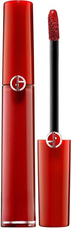 Armani Lip Maestro Intense Velvet Color 400 Red