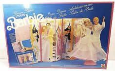 Barbie Dream Dance Studio. 1990. HARD TO FIND!! NRFB #barbie #barbievintage #barbiecollection #barbies