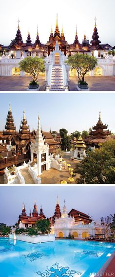 Chiang Mai's Dhara Dhevi 5 Star Hotel