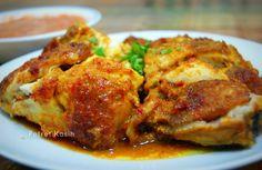 Ayam Panggang Daun Ketumbar