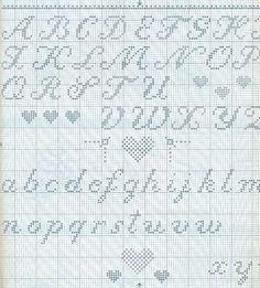 Letras para bordar a maquina gratis