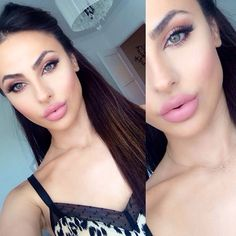 The lips and that contour is perf!