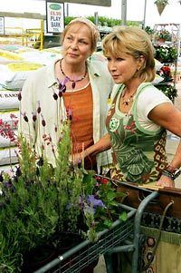 I love Rosemary & Thyme (Felicity Kendal and Pam Ferris) - so fun! Also: Murder mystery + gardening + grand dames of acting + Land Rover = a very English show