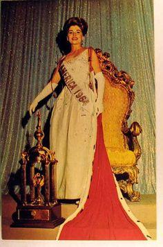Donna Axum, Miss America 1964