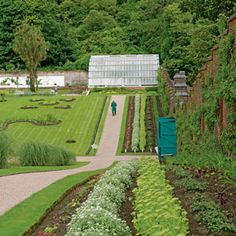 Kylemore Abbey: A historic garden on Ireland's Wild Atlantic Way   From the April/May 2014 issue of Organic Gardening