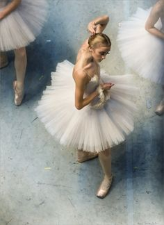 """""""This Ballerina reminds me of an Edgar Degas Painting #dance (Source: mademoisellearielle) #photography"""""""