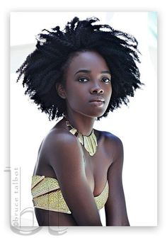 #naturalhair....I wonder if this is what my hair will look like