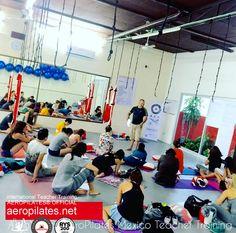 Aero Pilates Institute Presenta las Próximas Fechas Cursos | AERO PILATES INSTITUTE