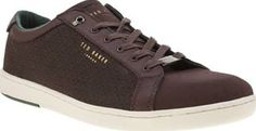 Ted Baker Burgundy Keeran 4 Mens Trainers Dashingly dapper, yet stylishly cool, the Ted Baker Keeran 4 gets a little update for the new season. Arriving in burgundy, this stylish trainer features printed fabric panels and leather overlays for http://www.comparestoreprices.co.uk/january-2017-8/ted-baker-burgundy-keeran-4-mens-trainers.asp