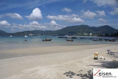 Der Strand von von Koh PhiPhi Strand, Thailand, Beach, Water, Outdoor, Tour Operator, Travel, Gripe Water, Outdoors