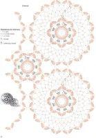 """Gallery.ru / igoda - Альбом """"Diana Robotki 2008.05"""" Crochet Doilies, Diana, Doilies Crochet"""