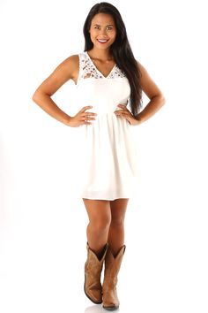 Life Is Too Beautiful Dress: Off White- Use code THOLLISREP at checkout to save 10% EVERY time you shop at www.shophopes.com! Free shipping in US and Canada. International shipping is available. SHARE THIS CODE WITH YOUR FRIENDS, AND HAPPY SHOPPING:)