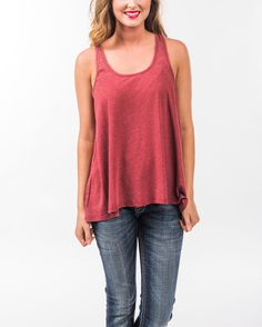 Z Supply | Women's The Racer Tank | Country Outfitter