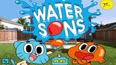 The Amazing World Of Gumball - Water Sons - SUBSCRIBE